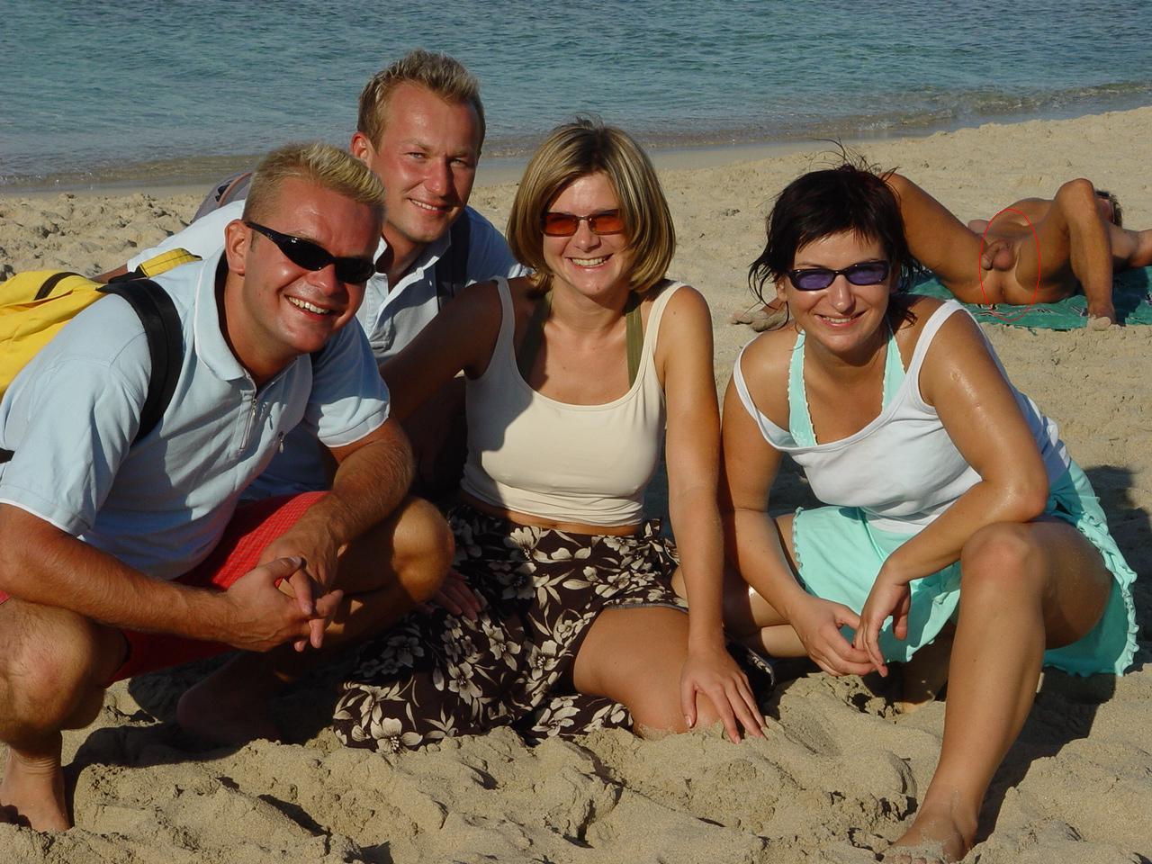 Фото людей на нудистских пляжах 9 фотография