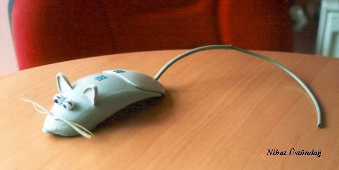 Как сделать мышку на компьютер своими руками 42